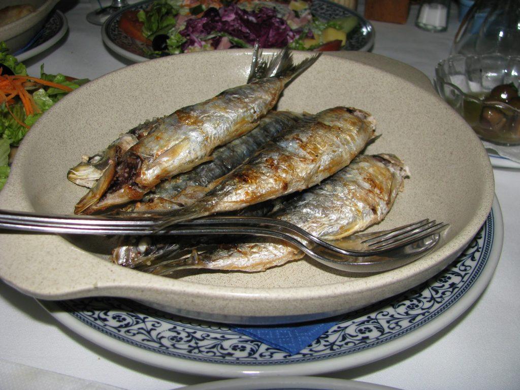 Ricette Di Pesce Fresche Freschedal Portogallo Valentina Viti