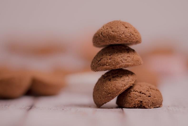 biscotti di pasqua al cioccolato