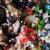 quinoa con olive nere e verdure miste