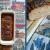 pane fatto in casa con farina integrale di farro e ceci