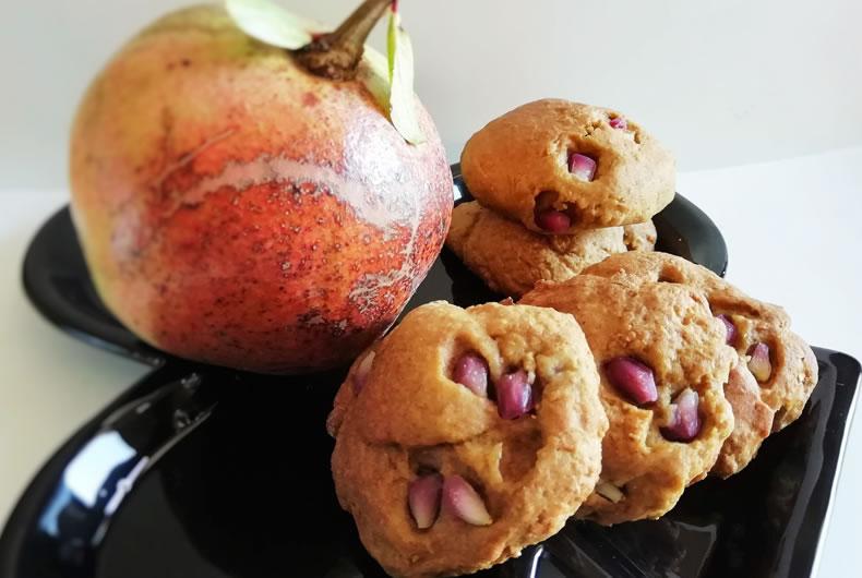 biscotti integrali al farro
