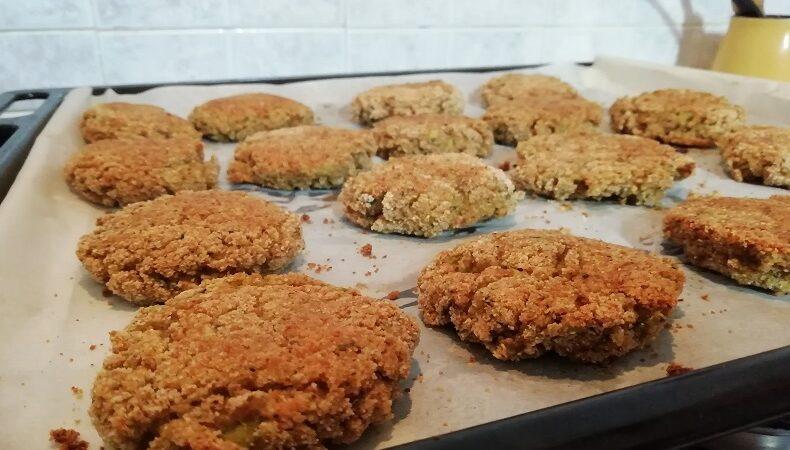 mini hamburger quinoa e cannellini