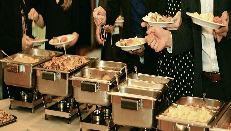 la dieta e i buffet